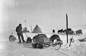 Если ты раздолбай — то не стоит руководить полярной экспедицией (с)